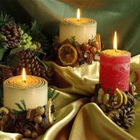 Интересные факты о праздничных свечах